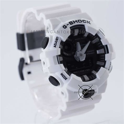 G Shock Warna Putih gambar g shock ori bm ga 700 7a warna putih on 1