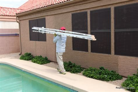 how to replace a wood patio cover in gilbert az