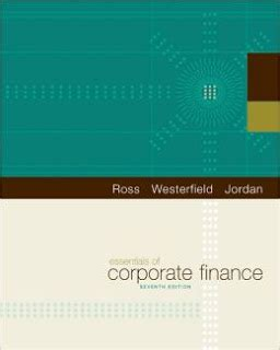 Corporate Finance Foundations 14th Edition kieso weygandt warfield 14th edition solutions pdfkieso weygandt warfield 14th edition solutions