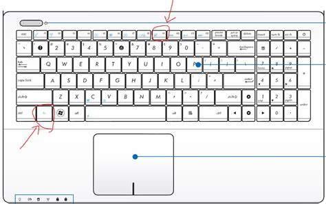 Asus Laptop Keyboard Mouse Not Working my touchpad has stopped working it works on the initial screen with the date and time it works