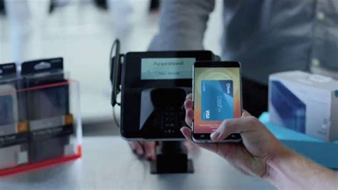 samsung pay tv commercial coffee ispottv