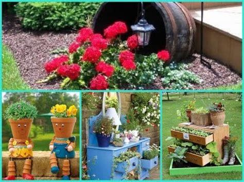 Cheap Garden Decor by Garden Decor Ideas Pictures Home Decoration