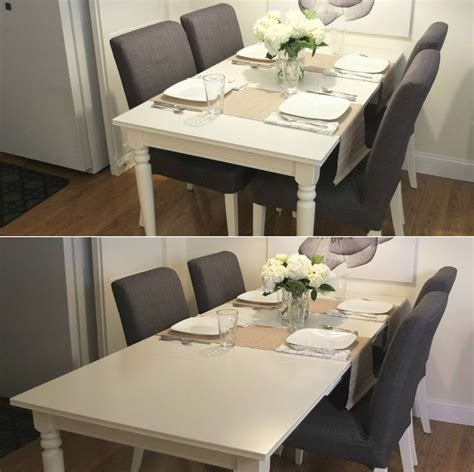 Ikea Kitchen Dining Room Tables Ingatorp Table And Chairs Ikea Table And Chairs And My