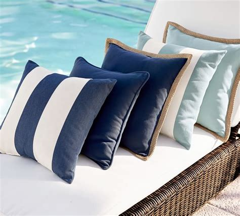 Pottery Barn Outdoor Pillow by Pb Classic Stripe Indoor Outdoor Pillow Pottery Barn