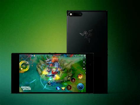 Ram Gaming razer launches a gaming smartphone with 8gb ram