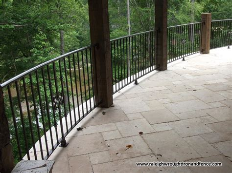 durham nc deck railings raleigh wrought iron co