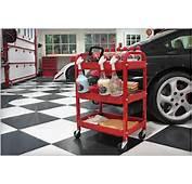 Car Care Detailing Cart  Griots Garage Flickr