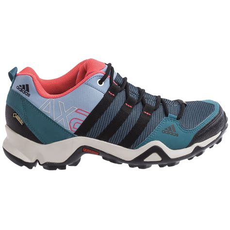 adidas outdoor shoes adidas outdoor ax2 gore tex 174 hiking shoes for women
