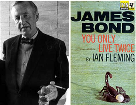 Ian Fleming Bond In You Only Live Bahasa Inggris bond 007 magazine from kent with