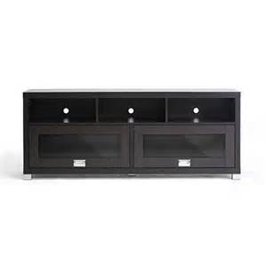 tv stands with glass doors swindon modern tv stand with glass doors 6594631 hsn