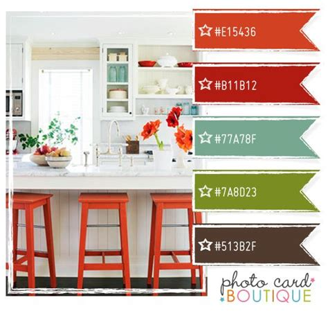 fresh kitchen color schemes this color combo fresh white walls with pops of