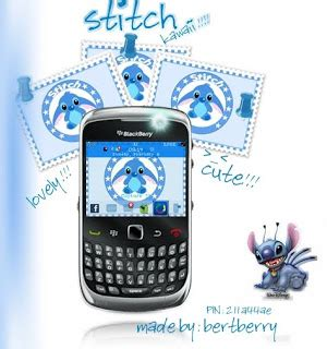 stitch for blackberry gemini pin cherry blooms theme best blackberry application on
