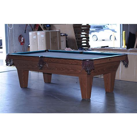 Used Connelly Redington 8ft Pool Table