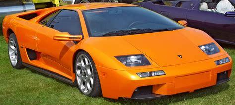 Lamborghini Orange Color Orange Lamborghini Car Pictures Images 226
