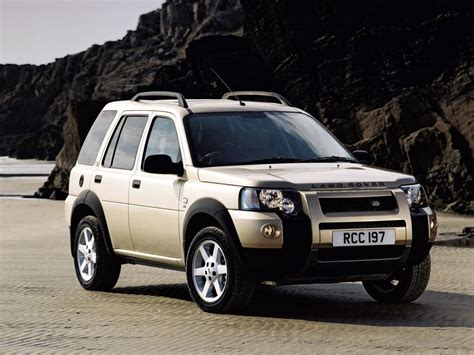 land rover freelander off land rover freelander technical specifications and fuel