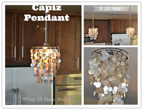 diy pendant chandelier how to make diy capiz pendant chandelier diy tag