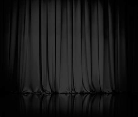 black stage curtain black curtains uk megadeth