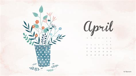 Calendar Background April 2016 Free Calendar Wallpaper Desktop Background