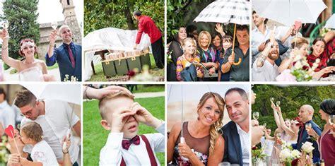 Outdoor Wedding Party at Villa Seghetti Panichi in Marche