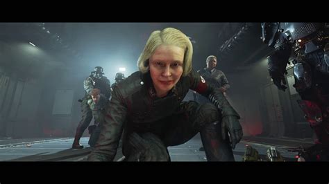 wolfenstein ii the new 0744018307 wolfenstein ii the new colossus e3 2017 reveal gameplay trailer youtube