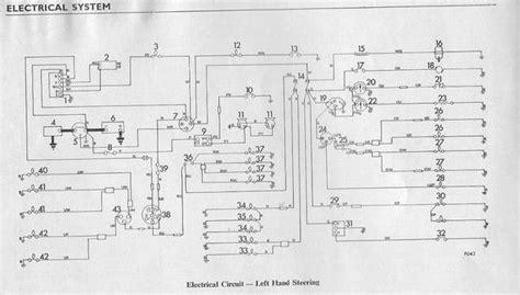 triumph spitfire mk1 wiring diagram 35 wiring diagram