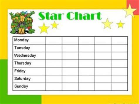 printable star chart for students prisoner tattoos reward charts for children