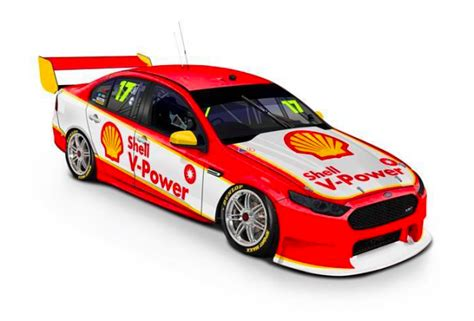 Shell teases 2017 DJR Team Penske liveries   Speedcafe