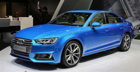 Audi Tts 2009 Technische Daten by Audi A4