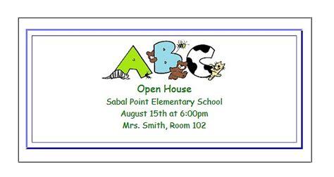 printable open house invitations school school open house invitation template www imgkid com