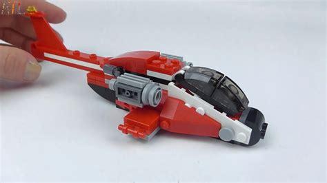 Lego 31057 Air Blazer lego creator 31057 air blazer lego speed build review