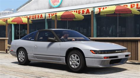 1992 Nissan Sileighty Silforty Replace Gta5 Mods Com