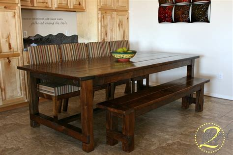 farmhouse table with extensions 15 diy farmhouse table to create warm and inviting dining