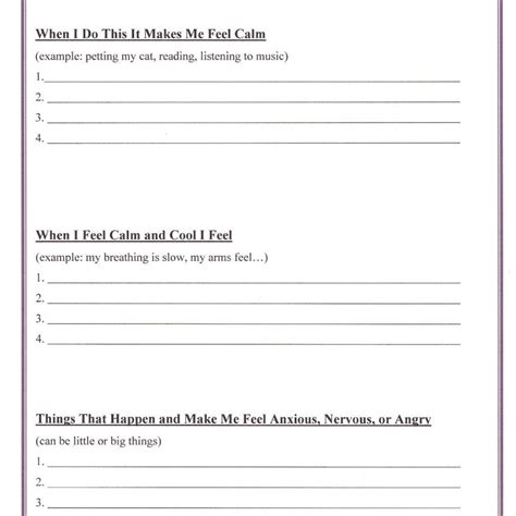 free printable activity sheets for middle school free printable character education worksheets middle