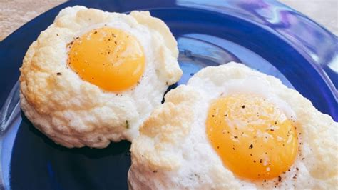 cloud eggs how to make cloud eggs the latest food trend flooding