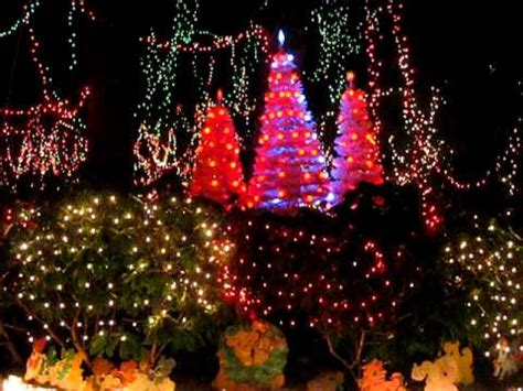 christmas lights norwalk ct 12 19 11 youtube