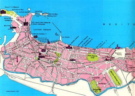 alexandria map maps of alexandria