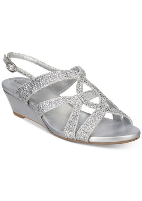 bandolino sandals bandolino bandolino gomeisa embellished wedge sandals