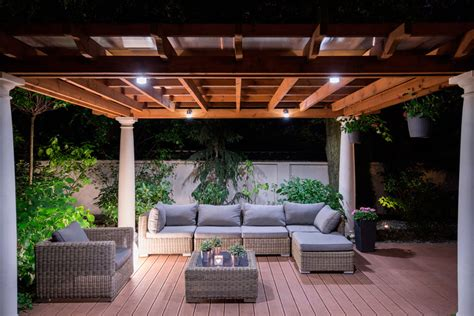 outside patio lighting ideas outdoor lighting ideas for summer australian handyman