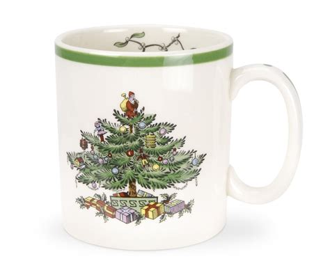 spode christmas tree mug set of 4 spode uk