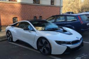Buy Bmw I8 2014 White With Frozen Gray Bmw I8 For Sale