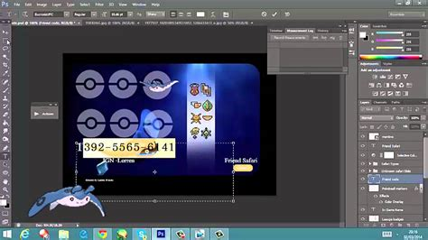 make a trainer card how to make your own trainer card tutorial