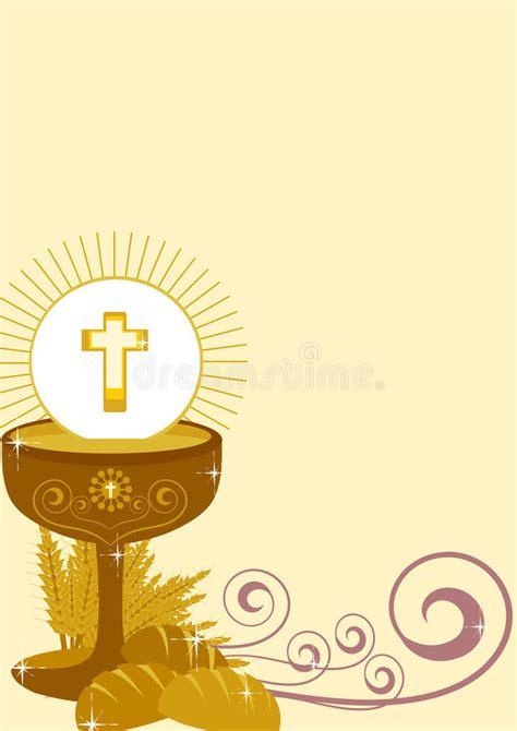 clipart prima comunione prima comunione santa illustrazione vettoriale