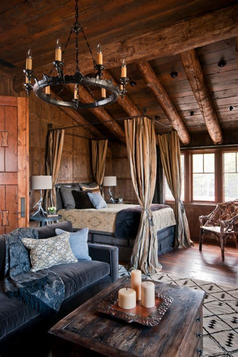 15 charming rustic bedroom interior designs to keep you