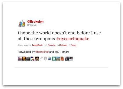 earthquake twitter earthquake exchange our favorite social media reactions