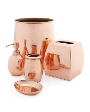 copper bathroom accessories sets 67 best images about home bathrooms on pinterest pastel