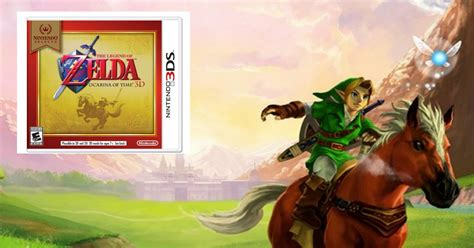 amazon zelda amazon nintendo selects the legend of zelda ocarina of