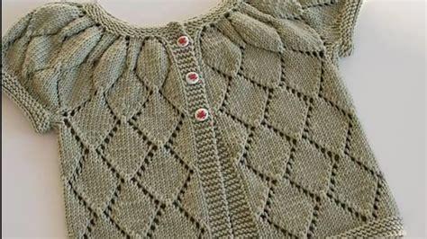 Handmade Woolen Design - simple design for woolen sweater for or baby in
