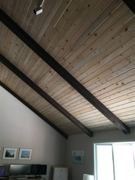 painted wood ceilings painted wooden ceiling beams integralbook