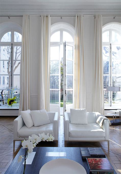 curtains on arched doorway splendid french door curtains decorating ideas for living