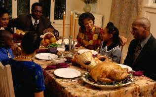 family at thanksgiving thanksgiving black family dinner www galleryhip com